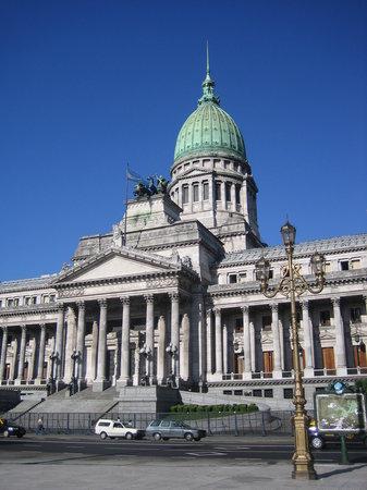 Buenos Aires, Argentina: Palacio de Gobierno