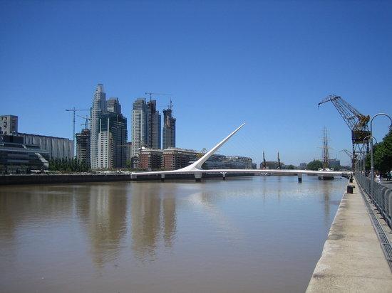 Буэнос-Айрес, Аргентина: Puerto Madero