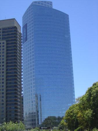 Buenos Aires, Argentina: Edificio de cristal