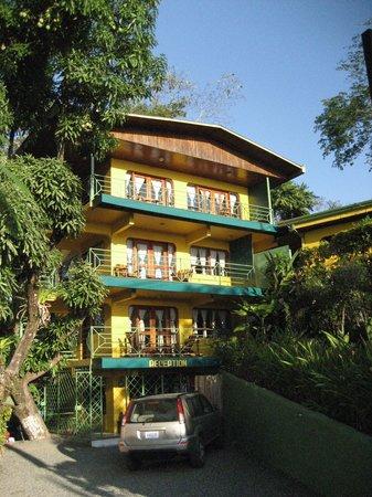 Hy Paradise Inn: l'hôtel