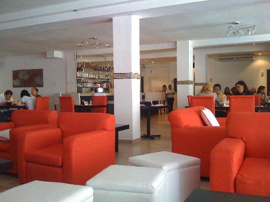Andino Hotel: Restaurant