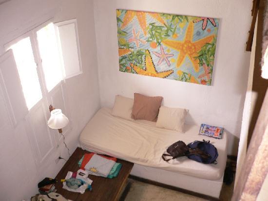 Posada La Cigala: le bas de la chambre