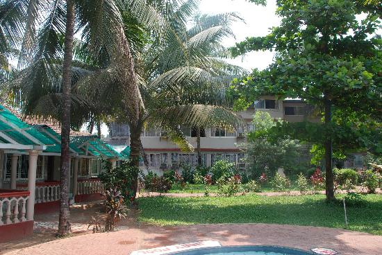 Graciano Cottage Colva Beach Hotel,Madgaon Goa