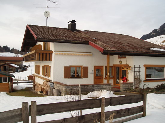 Oberstdorf, Germany: Hans Berktold family house