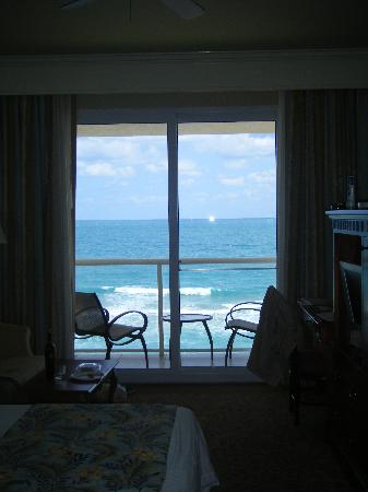 Courtyard Hutchinson Island Oceanside/Jensen Beach: View from the room