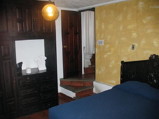 Hotel Posada San Pedro : Room #8