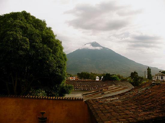 Hotel Posada San Pedro: Rooftop view