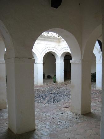 Palma Del Rio, Spanien: Courtyard