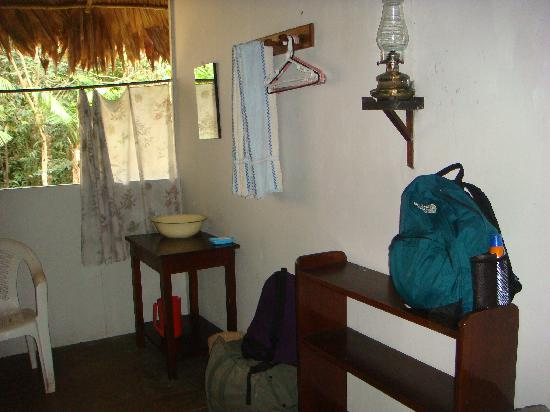 ExplorNapo Lodge: The rest of the room