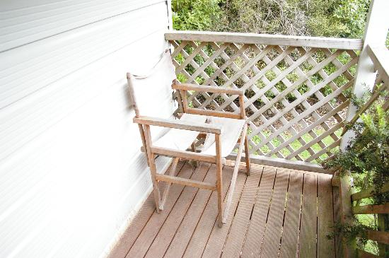 Harcourts Holiday Park: The Chair