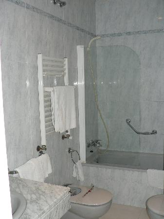 Baena, Spain: Bathroom