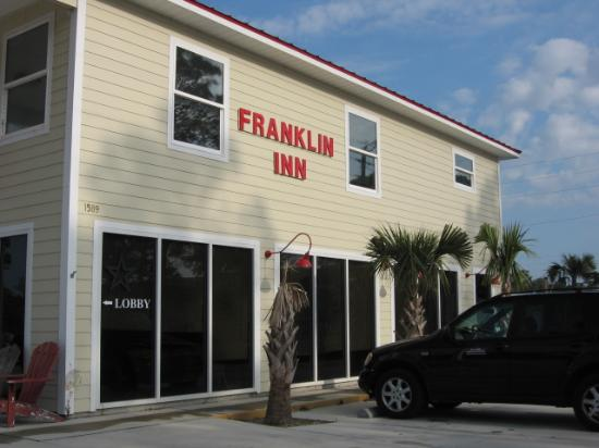 Carrabelle, Флорида: Franklin  Inn Lobby