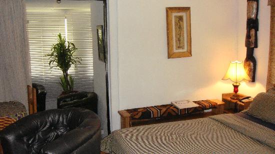 African Garden Lodge: Choicy