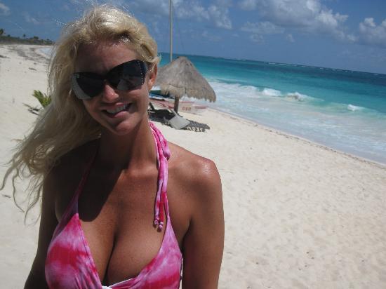 Punta Allen, México: nice beach
