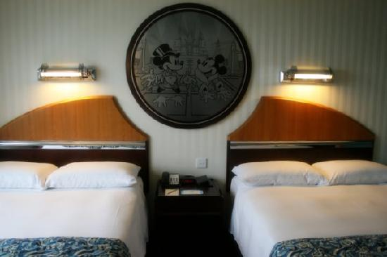 Disney's Hollywood Hotel: our room