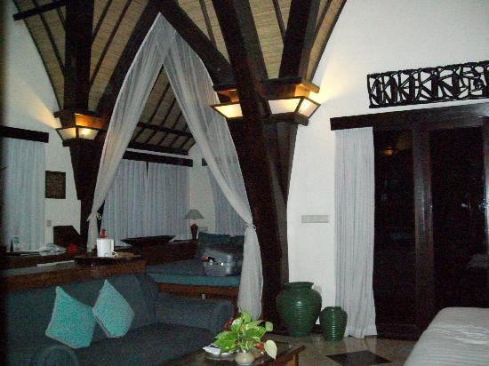 Hotel Vila Lumbung: Upstairs Bungalow