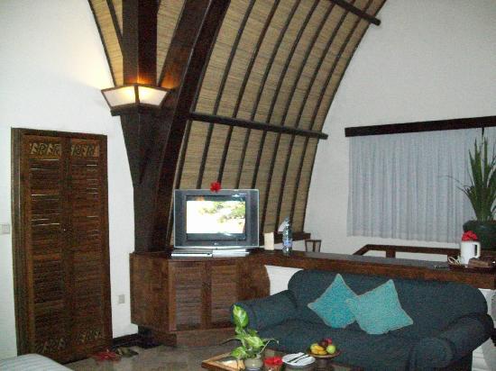 Hotel Vila Lumbung: Upstairs Bungalow