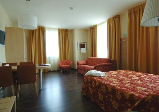 Volpiano, Włochy: la camera prenotata