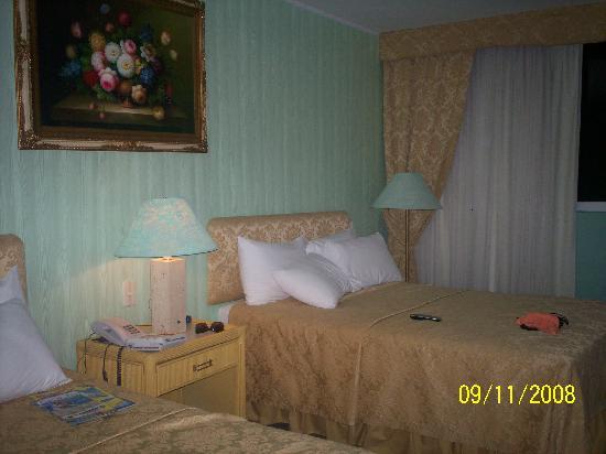 Clarion Hotel & Suites Curacao: Las habitaciones muy cómoda, limpias y bien equipadas