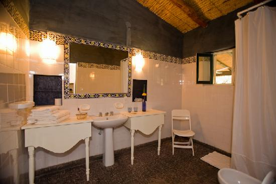 La Paya: Cosy Bathroom