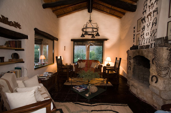 La Paya: Sitting Room