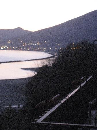 Grand Hotel Fagiano Palace: View from Hotel Fagiano Room