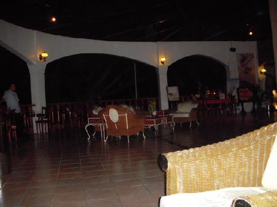 Pacific Cebu Resort: フロント