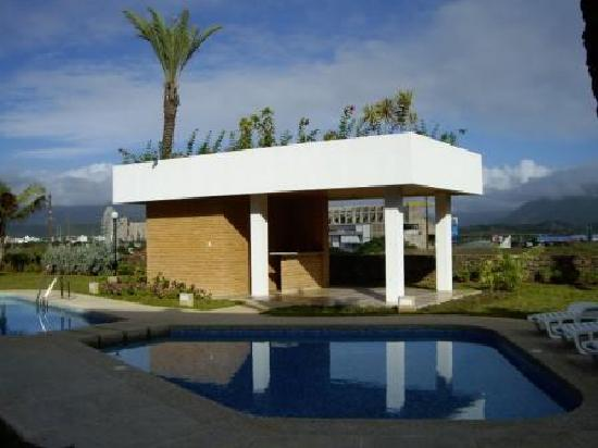 Conjunto Loma Real en Isla Margarita : Loma Real otra piscina nueva en el conjunto