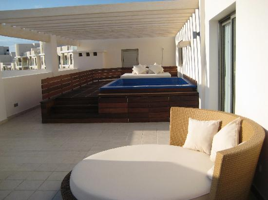 Beloved Playa Mujeres: Penthouse Terrace