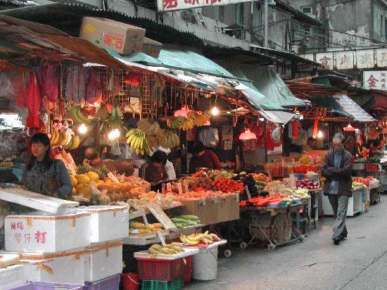 Street Market, Mong Kok - Picture of Hong Kong, China