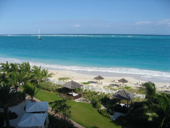 Seven Stars Resort & Spa: view from one of the balconies