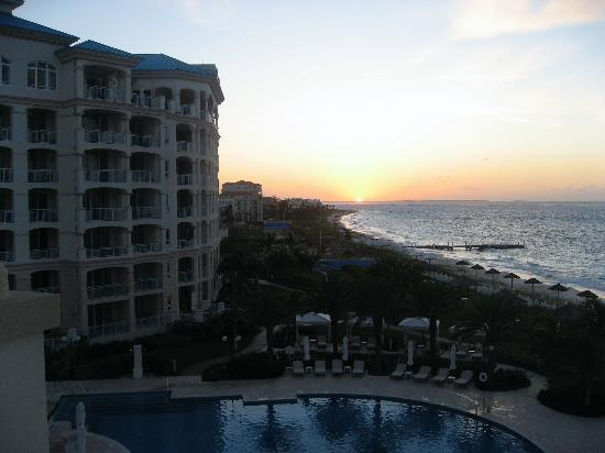 Seven Stars Resort & Spa: watching sunset from other balcony