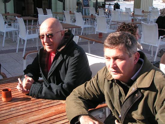 Amaia Biarritz hotel: les proprietaires de l'hotel amaia