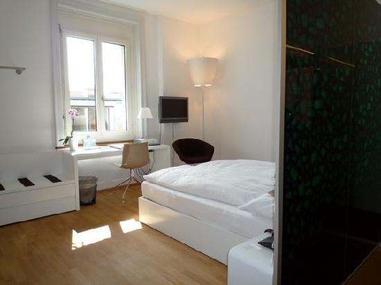 Plattenhof Hotel : room