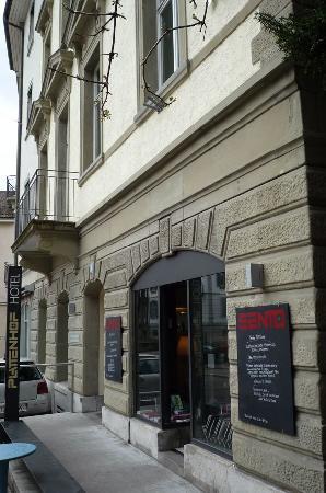Plattenhof Hotel : exterior