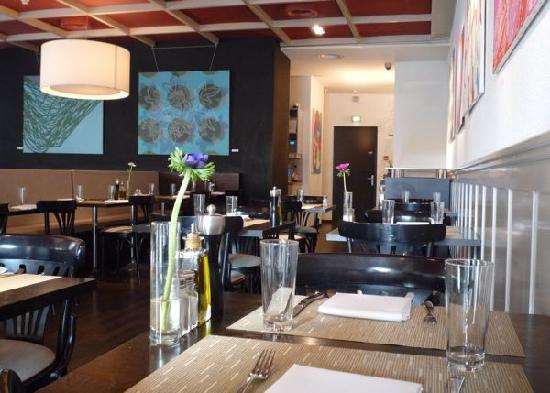 Plattenhof Hotel : restaurant
