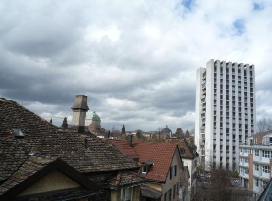 Plattenhof Hotel : view