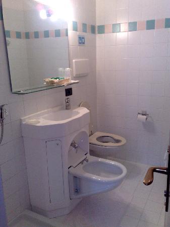 Hotel all'Ancora: bagno