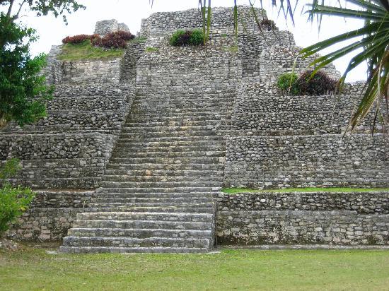 Chacchoben Mayan Ruins, Costa Maya, Mexico