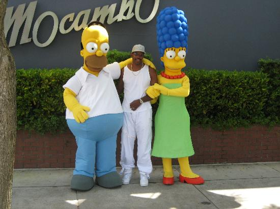 Universal Studios Florida: the simpsons