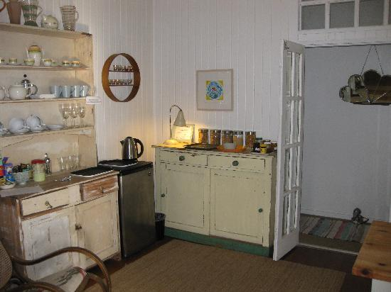 Huskisson Bed and Breakfast: Common Area