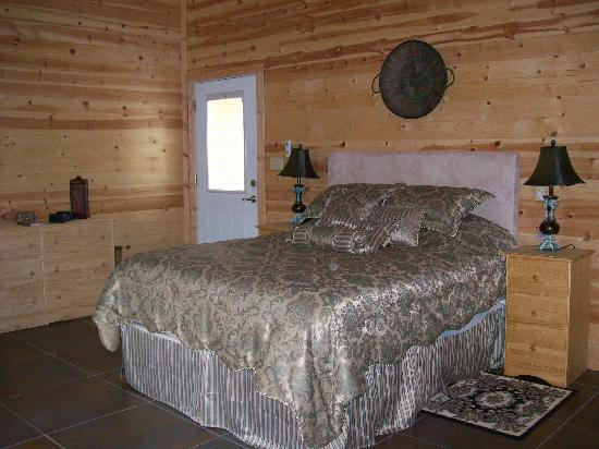 Cabins at Sugar Mountain: Cabin Interior 1