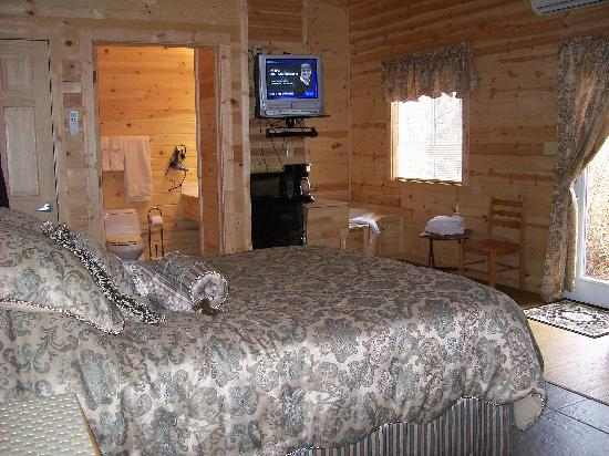 Cabins at Sugar Mountain: Cabin Interior 2