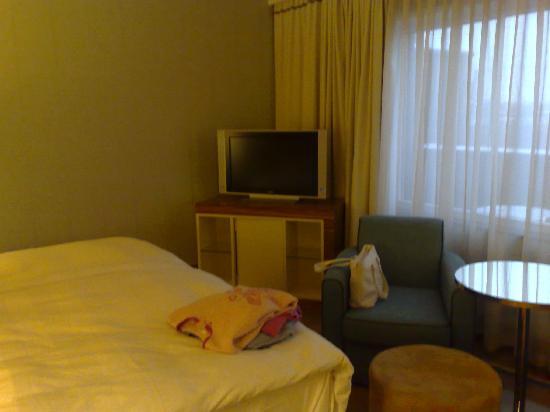 Sheraton Stockholm Hotel : camera superior