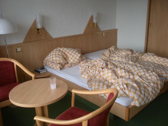 Hotel Jungfraublick Wengen: room
