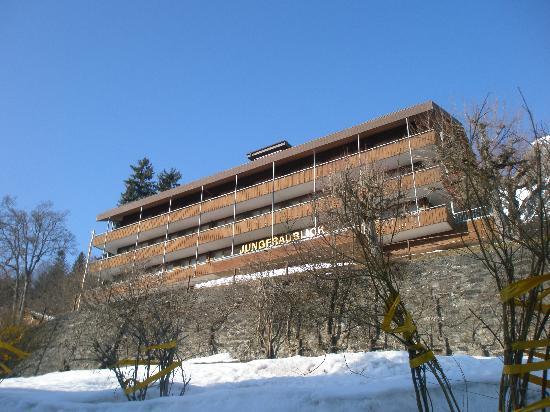 Hotel Jungfraublick Wengen: The Hotel