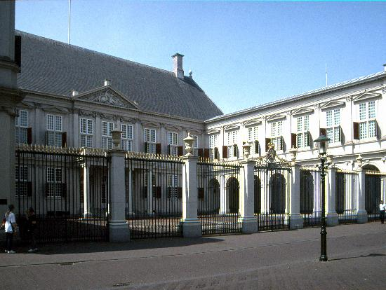 The royal palace picture of the hague south holland province the hague the netherlands the royal palace publicscrutiny Choice Image