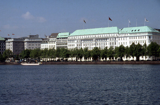 Hamburg, Germany: Binnenalster