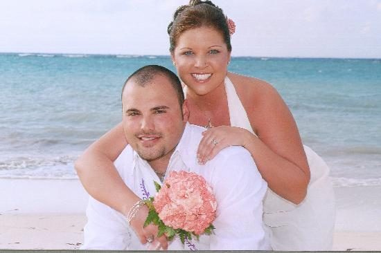 Sandals Montego Bay: Our Wedding Day