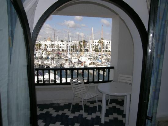 Blick auf den yachthafen picture of les maisons de la - Location appartement port el kantaoui sousse ...